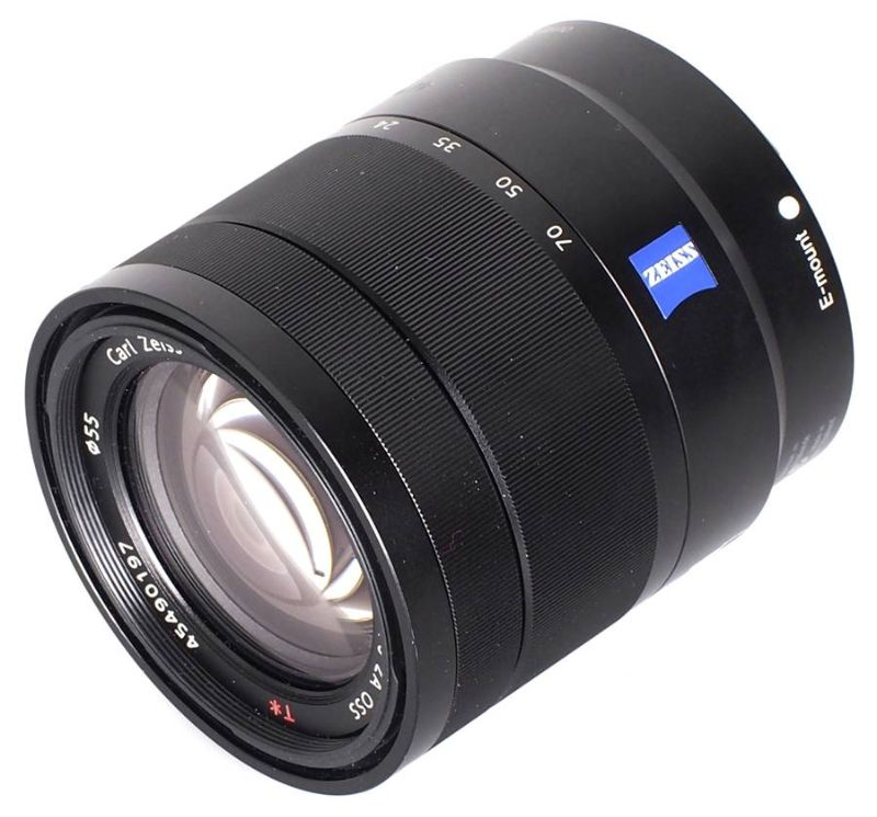 Sony Zeiss 4/24-70 mm